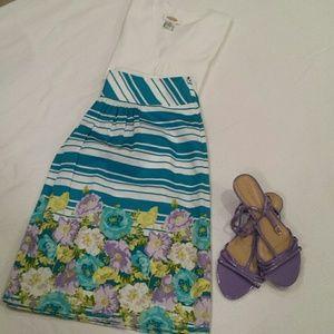 Talbot NEW A line skirt size 12